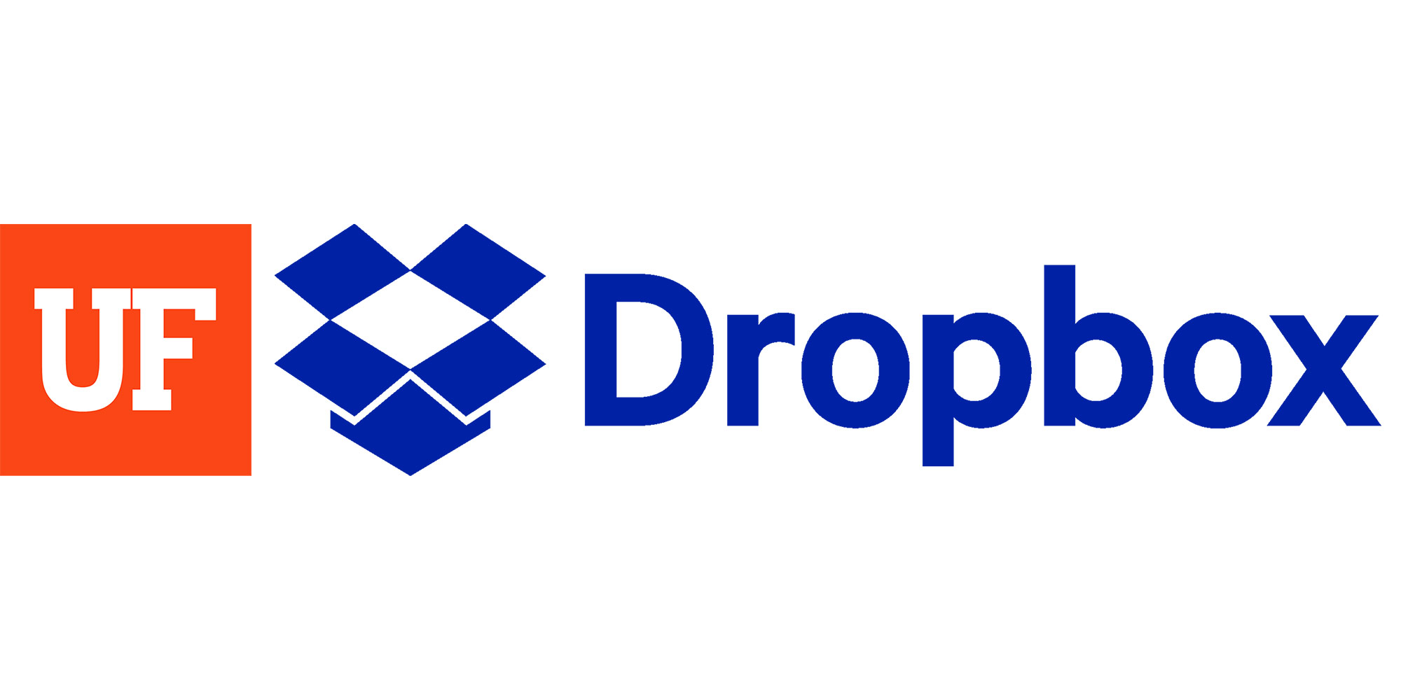 Logo for the UF Dropbox program