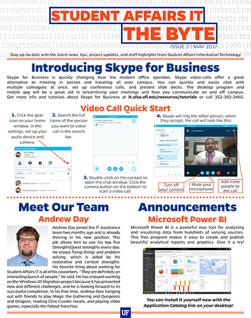 The Byte May 2017 Issue