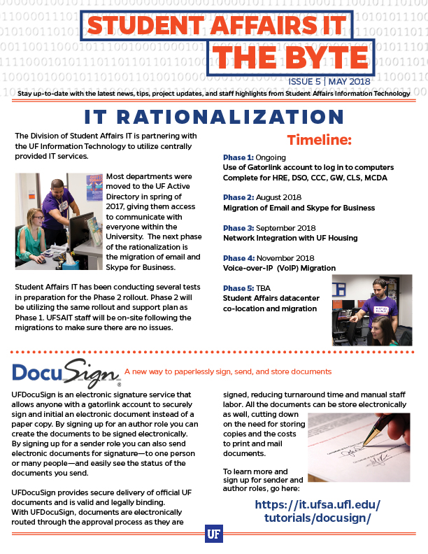 The Byte May 2018 Issue