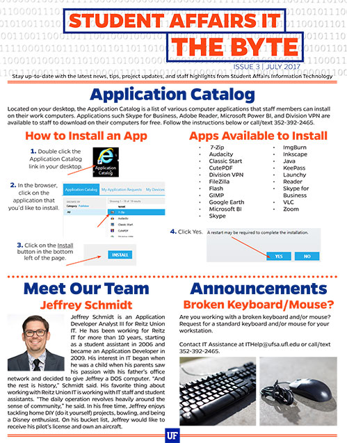 The Byte July 2017 Issue